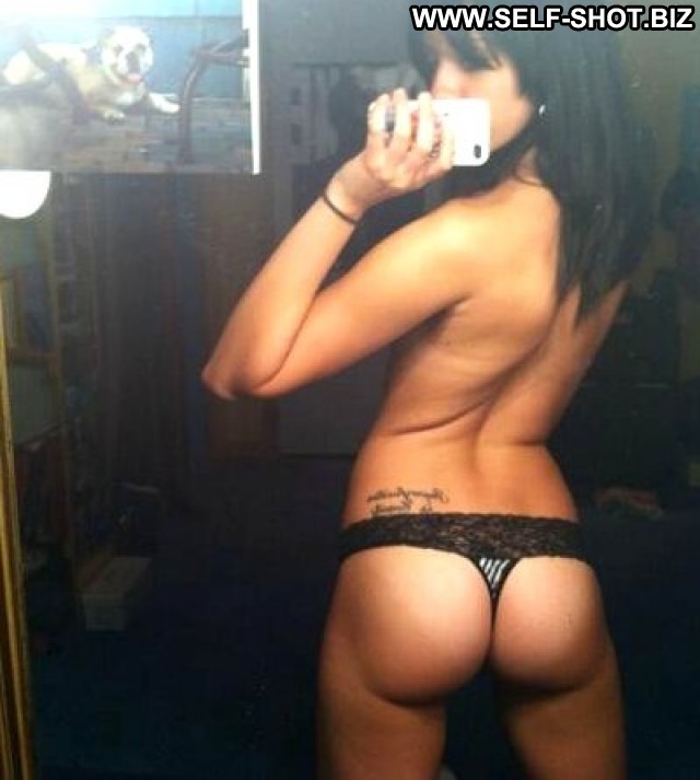 Justine Stolen Pictures Self Shot Beautiful Selfie Ass Babe Cute
