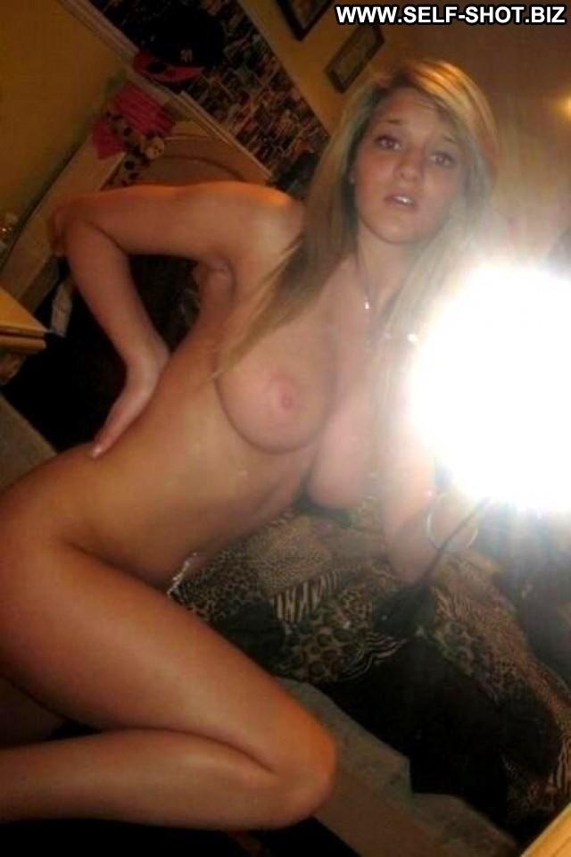 Rachelle Stolen Pictures Beautiful Blonde Selfie Cute Amateur