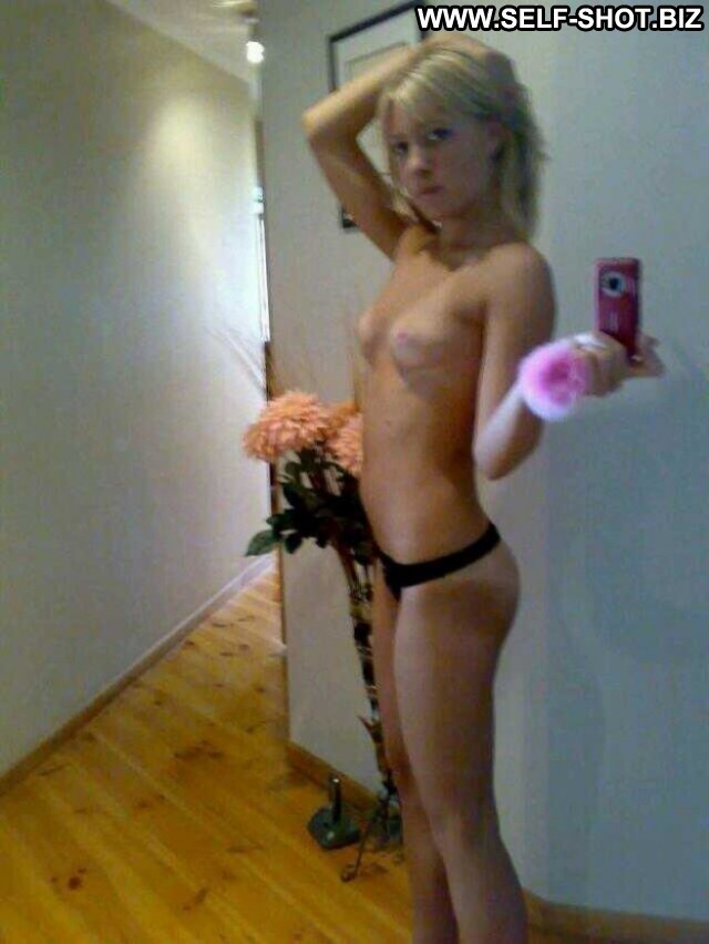 Melina Stolen Pictures Girlfriend Selfie Amateur Self Shot Skinny