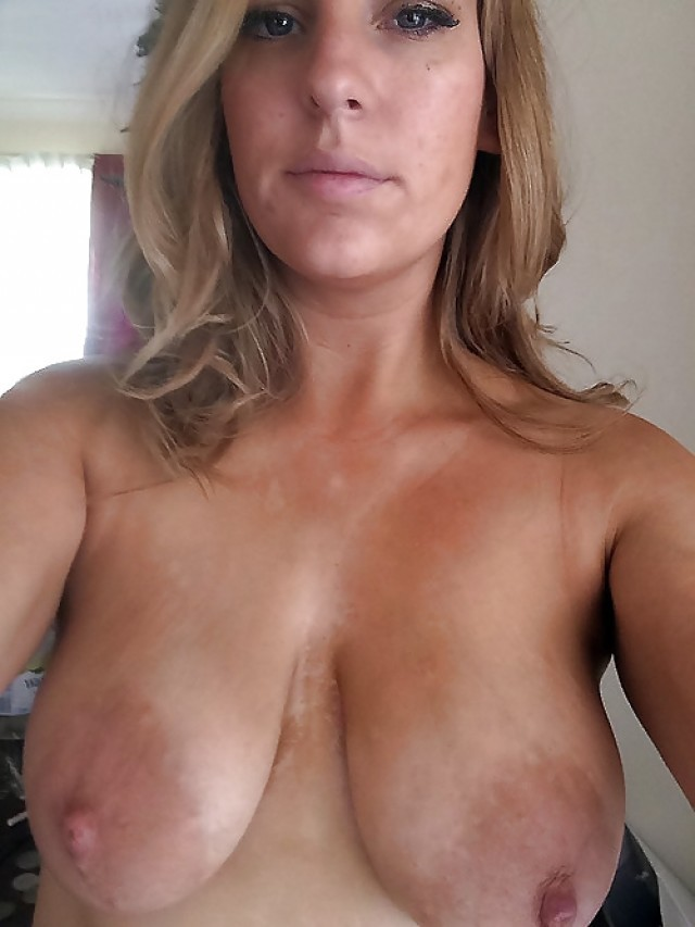 With you Sexy self shot nude milf