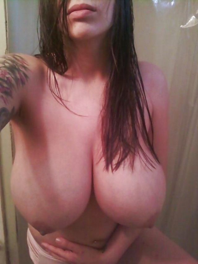 Breasts homemade huge