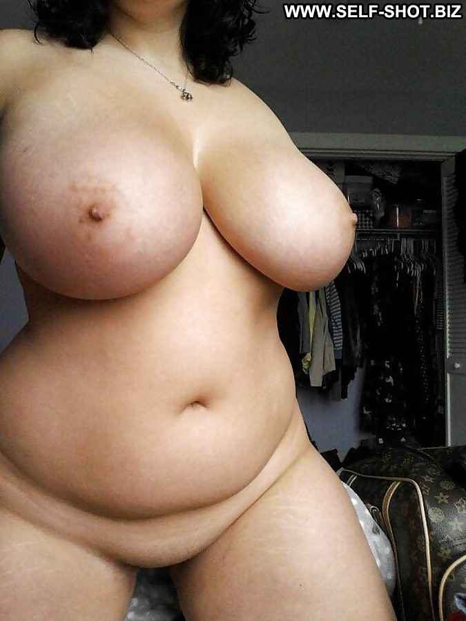 Self short fat nude