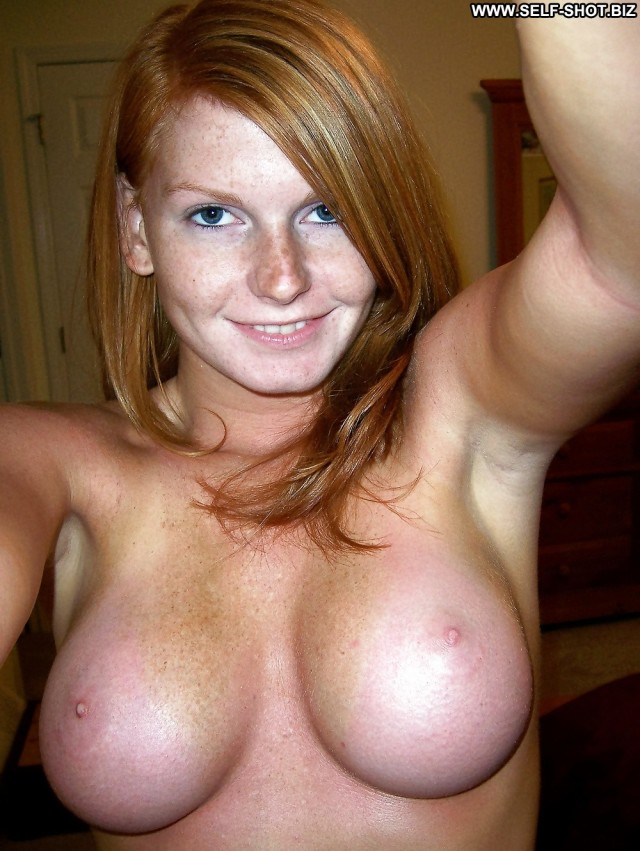 Cynthia Private Pictures Teen Horny Selfie Tits Hot Self Shot Redhead