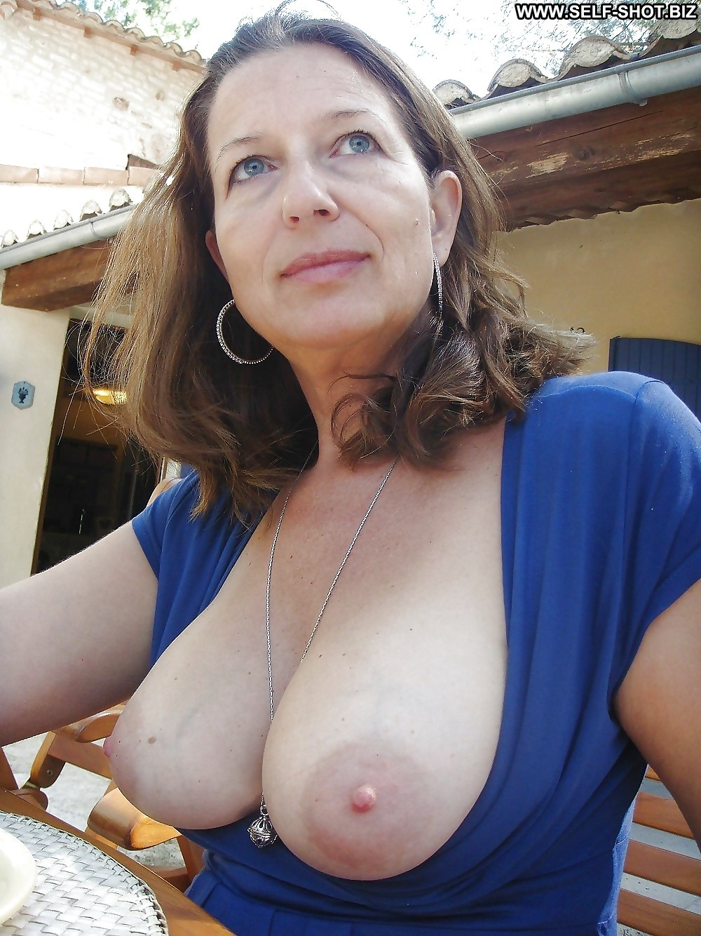 Hot milf wife with big fake tits gets slammed in front of hu