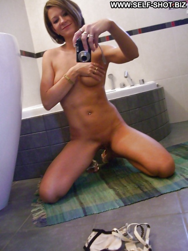 Marylou Private Pictures Voyeur Skinny Hot Brunette Self Shot Amateur