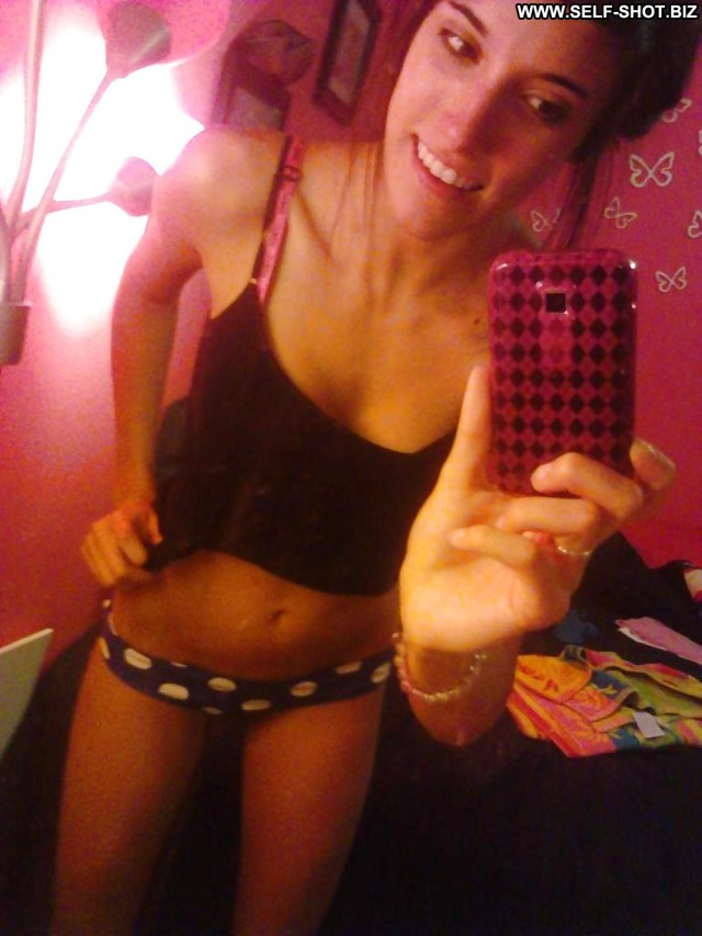 Freddie Private Pictures Amateur Sexy Hot Brunette Self Shot Self