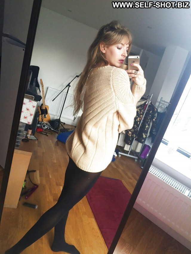 Josefine Private Pictures Pantyhose Self Shot Stockings Selfie Hot
